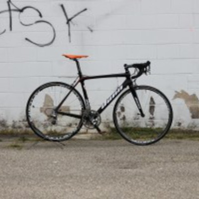Dunn Bicycles - Sram force, Easton ea90 slx, Ritchey cockpit! 54cm Black