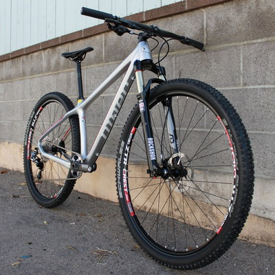 Niner Air9 Carbon - 20lbs 7oz, ready to ride!