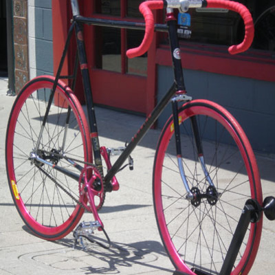Schwin Fixed Gear Conversion
