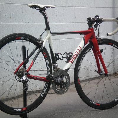 Torelli Montefalco - 14.04lbs, Ready to Ride