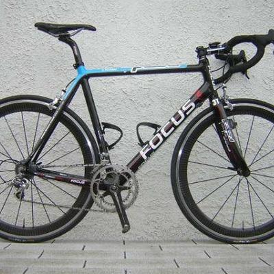 Focus Izalco 58cm