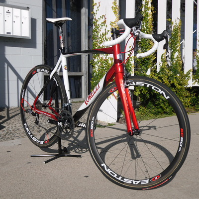Torelli Montefalco 57tt with 2010 Sram Force