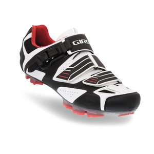 Giro Code White/Black MTB Shoe